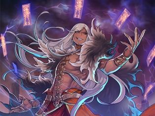『オルタンシア・サーガ -蒼の騎士団-』中井和哉さん演じる「魔導将軍 ラエド」のイラストを先行公開!