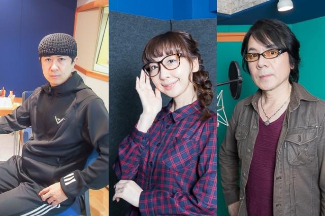『WLW』杉田智和、磯村知美、速水奨ドラマCD第3章インタビュー