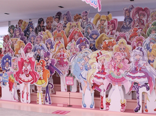 東映アニメーションミュージアム|なつかしい作品の原画、アニメの仕組みが分かる体験型展示も