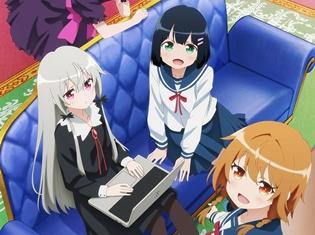 2018年10月より放送開始予定の秋アニメ『となりの吸血鬼さん』OP&ED主題歌情報が公開! OP・EDを収録したCDは10月31日に発売決定!