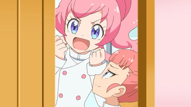 TVアニメ『キラッとプリ☆チャン』第42話先行場面カット・あらすじ到着!りんかのママをりんかと勘違いしたえもとみらいが、番組の生配信を始めてしまい……-4
