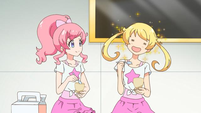TVアニメ『キラッとプリ☆チャン』第42話先行場面カット・あらすじ到着!りんかのママをりんかと勘違いしたえもとみらいが、番組の生配信を始めてしまい……-9