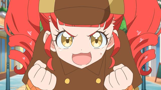 TVアニメ『キラッとプリ☆チャン』第42話先行場面カット・あらすじ到着!りんかのママをりんかと勘違いしたえもとみらいが、番組の生配信を始めてしまい……-14