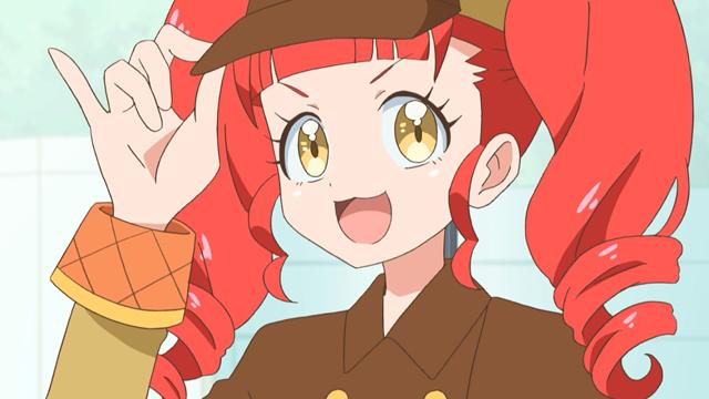 TVアニメ『キラッとプリ☆チャン』第42話先行場面カット・あらすじ到着!りんかのママをりんかと勘違いしたえもとみらいが、番組の生配信を始めてしまい……-16