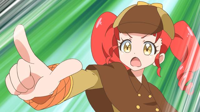 TVアニメ『キラッとプリ☆チャン』第42話先行場面カット・あらすじ到着!りんかのママをりんかと勘違いしたえもとみらいが、番組の生配信を始めてしまい……-19