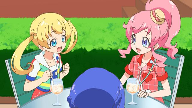 キラッとプリ☆チャン第17話笑顔でさよならしてみた!