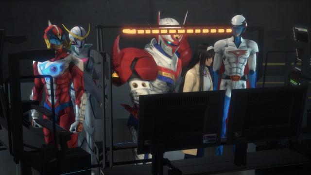 『Infini-T Force/ガッチャマン さらば友よ』劇場版BD/DVD発売記念! 鷲尾健役・関智一さん&モーションアクター村松和輝さん対談! お互いの演技が影響して生まれたものとは?