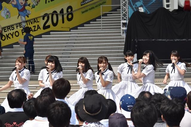 22/7(ナナブンノニジュウニ)、3rdシングル「理解者」を初披露!