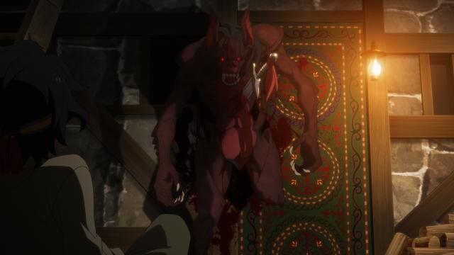 『天狼 Sirius the Jaeger(シリウス)』第4話あらすじ&場面カットが到着! 「キャストサイン入り番宣ポスター」が当たるクイズキャンペーン第4弾も実施-13