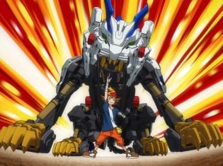 TVアニメ『ゾイドワイルド』第4話あらすじ&先行場面カットが到着! デスメタル遊撃隊の目的を知ったアラシは逃げ出そうとするが……