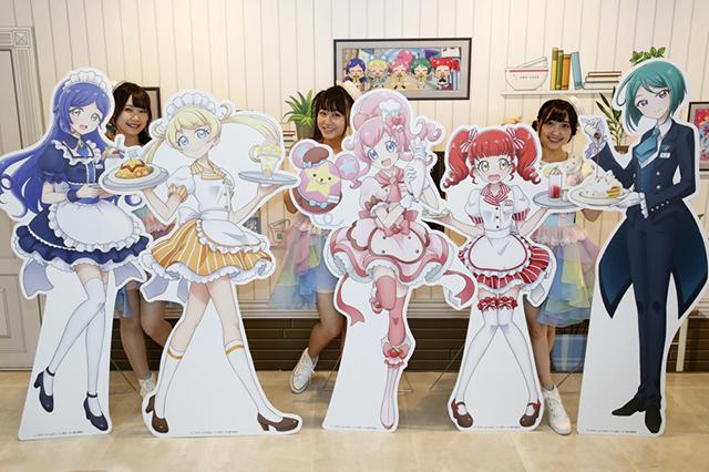 『RGR』デビュー1周年アニバーサリーパーティーに潜入!