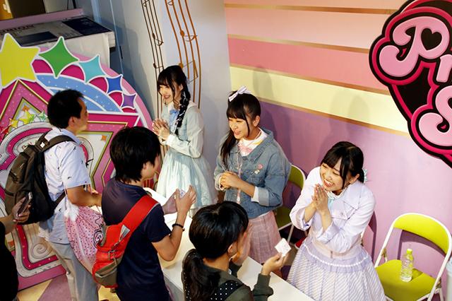 4大発表が行われた『ガーリー・エアフォース』スペシャルステージイベントレポ!イベント終了直後の『Run Girls, Run!』へ突撃インタビューが実現-3