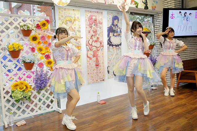 4大発表が行われた『ガーリー・エアフォース』スペシャルステージイベントレポ!イベント終了直後の『Run Girls, Run!』へ突撃インタビューが実現-7