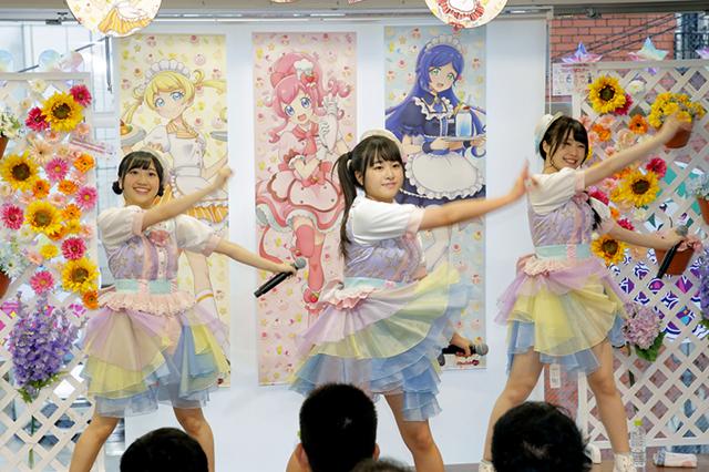 4大発表が行われた『ガーリー・エアフォース』スペシャルステージイベントレポ!イベント終了直後の『Run Girls, Run!』へ突撃インタビューが実現-6