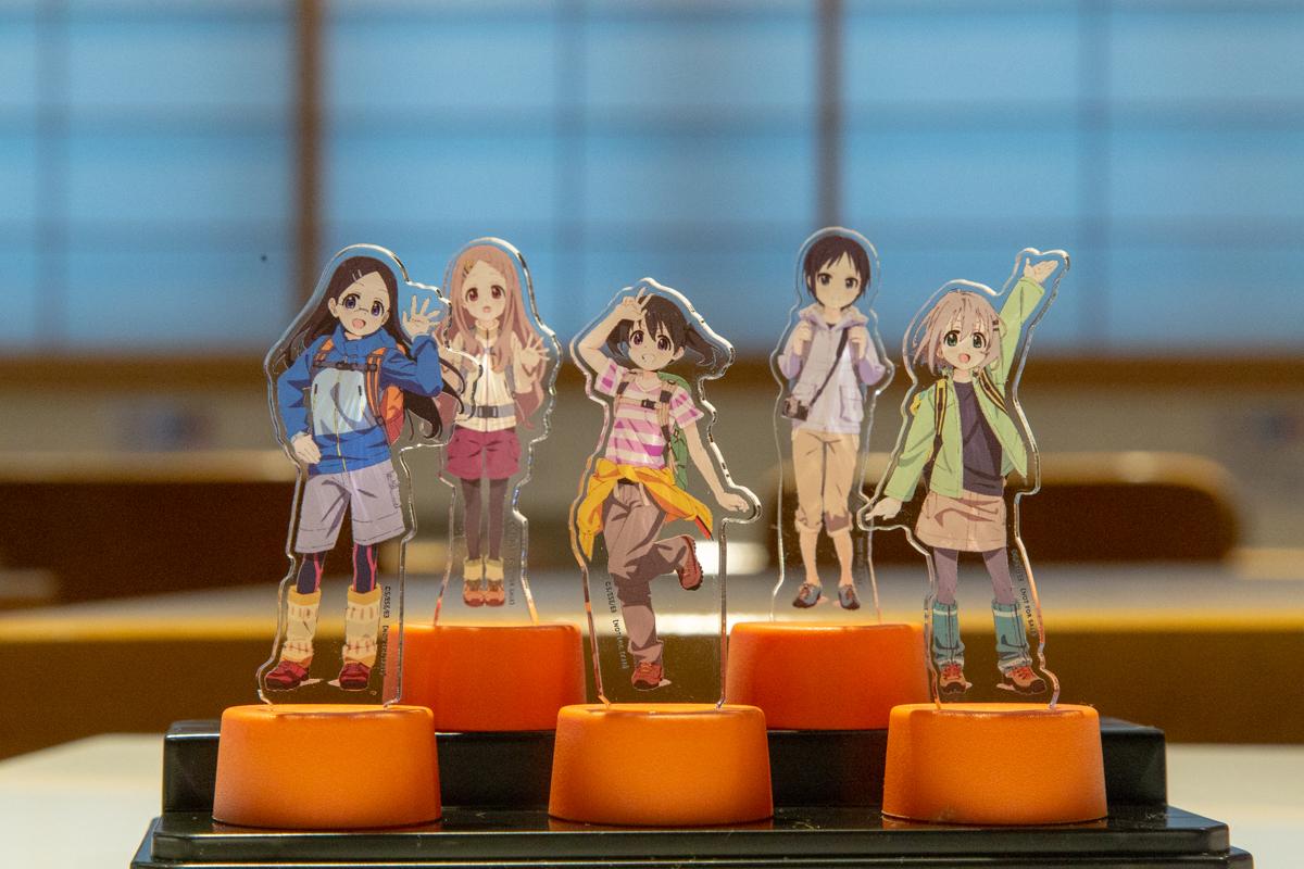 『ヤマノススメ サードシーズン』第9話のあらすじ&場面カットが公開! せっかく来たのだからと、ほのかは伊香保温泉の露天風呂にあおいを誘って……-15