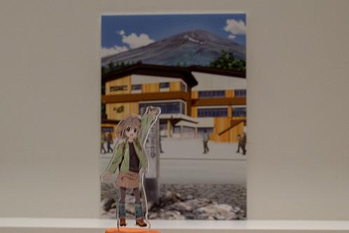 『ヤマノススメ サードシーズン』第9話のあらすじ&場面カットが公開! せっかく来たのだからと、ほのかは伊香保温泉の露天風呂にあおいを誘って……-24
