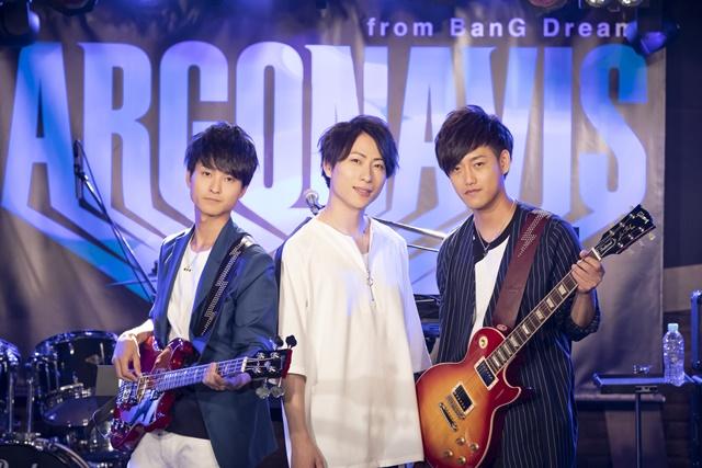 「ARGONAVIS from BanG Dream!」の2ndライブが9月15日に開催決定