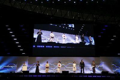 「FGO バラエティトーク day1」レポ【FGOフェス2018】