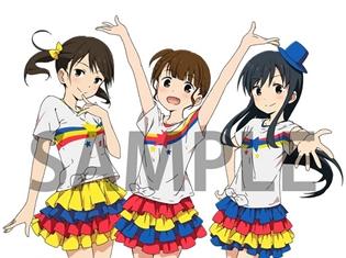 『三ツ星カラーズ』9月2日開催SPライブイベントのメインビジュアル公開!「カラーズ☆スラッシュ」の3人を横田拓己さんが描き下ろし!