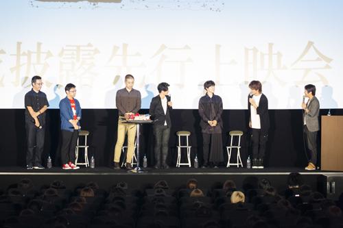 『K SEVEN STORIES Episode4 Lost Small World~檻の向こうに~』インタビュー|宮野真守さんと福山潤さんが、それぞれのキャラクターの裏側を探る-3
