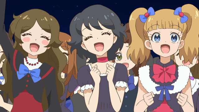 TVアニメ『キラッとプリ☆チャン』第42話先行場面カット・あらすじ到着!りんかのママをりんかと勘違いしたえもとみらいが、番組の生配信を始めてしまい……-20