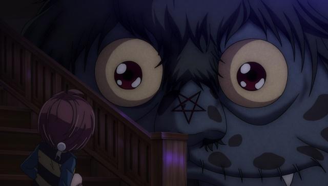 『ゲゲゲの鬼太郎』第40話「終極の譚歌 さら小僧」より先行カット公開! ピン芸人・ビンボーイサムは、さら小僧の唄をネタに……-9