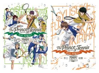 『テニスの王子様 BEST GAMES!!』新作OVA第二弾&第三弾キービジュアル解禁! 特設サイト開設&ニコ生特番決定
