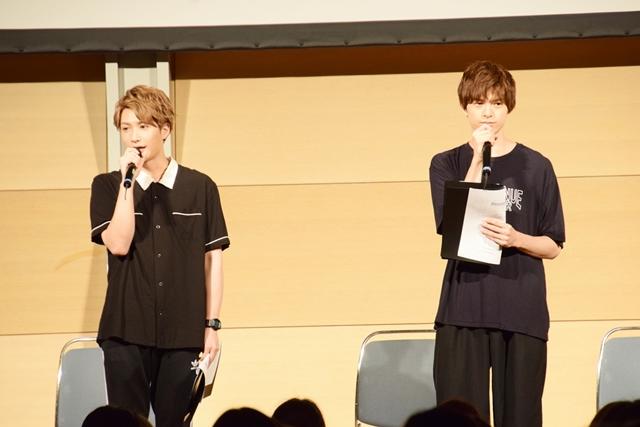 アニメ「DIABOLIK LOVERS MORE,BLOOD」イベントに追加キャストで緑川光さん、森川智之さんの出演が決定!-2