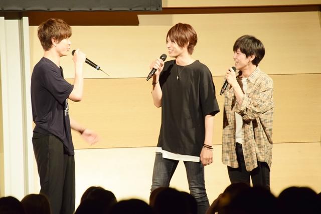 アニメ「DIABOLIK LOVERS MORE,BLOOD」イベントに追加キャストで緑川光さん、森川智之さんの出演が決定!-9