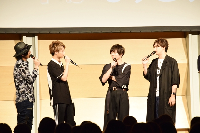 アニメ「DIABOLIK LOVERS MORE,BLOOD」イベントに追加キャストで緑川光さん、森川智之さんの出演が決定!-10