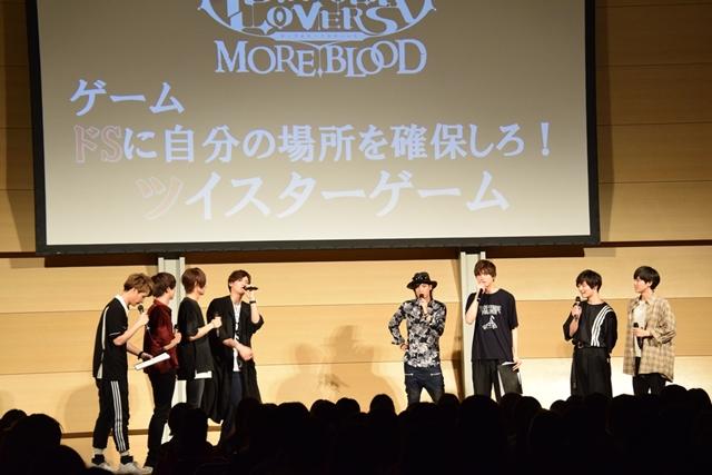 アニメ「DIABOLIK LOVERS MORE,BLOOD」イベントに追加キャストで緑川光さん、森川智之さんの出演が決定!-11