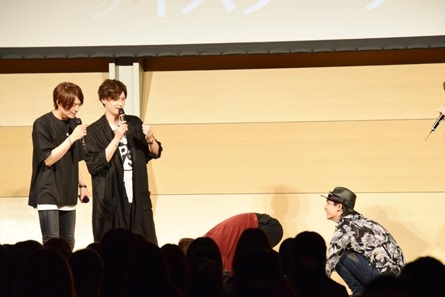 アニメ「DIABOLIK LOVERS MORE,BLOOD」イベントに追加キャストで緑川光さん、森川智之さんの出演が決定!-13