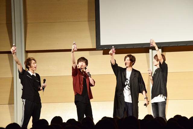 アニメ「DIABOLIK LOVERS MORE,BLOOD」イベントに追加キャストで緑川光さん、森川智之さんの出演が決定!-15