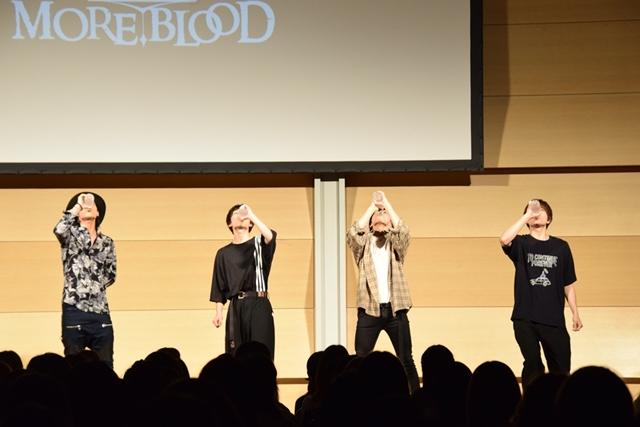 アニメ「DIABOLIK LOVERS MORE,BLOOD」イベントに追加キャストで緑川光さん、森川智之さんの出演が決定!-16