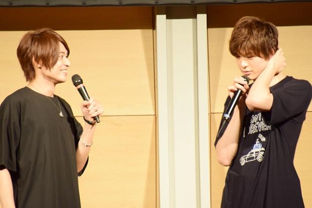 アニメ「DIABOLIK LOVERS MORE,BLOOD」イベントに追加キャストで緑川光さん、森川智之さんの出演が決定!-18