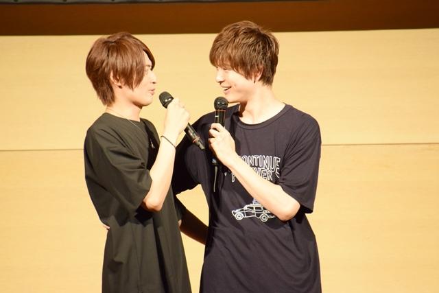 アニメ「DIABOLIK LOVERS MORE,BLOOD」イベントに追加キャストで緑川光さん、森川智之さんの出演が決定!-19