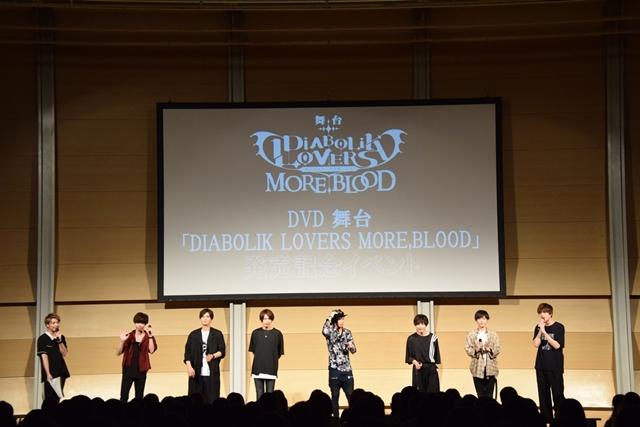 アニメ「DIABOLIK LOVERS MORE,BLOOD」イベントに追加キャストで緑川光さん、森川智之さんの出演が決定!-20