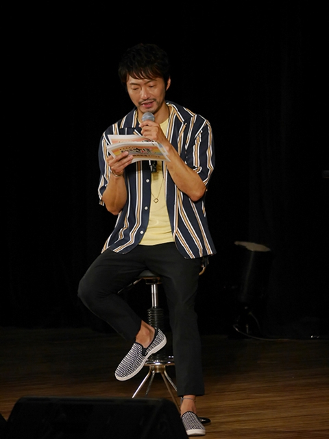 DJCD「谷山紀章のMr.Tambourine Man~捲土重来~」より、待望のジャケ写が解禁!! アニメイト特典情報もお届け♪-13