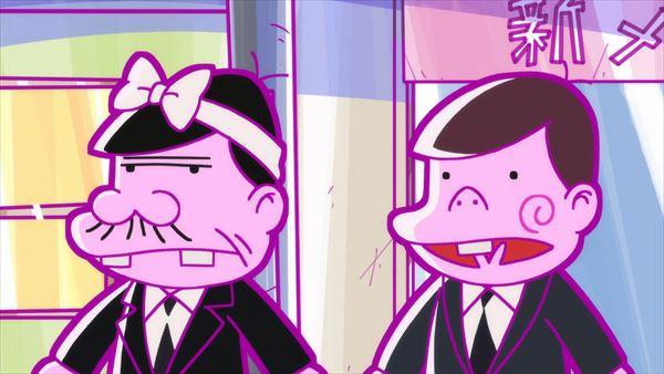 『おそ松さん』×『深夜!天才バカボン』夢のコラボが実現! 原作者・赤塚不二夫さん生誕日お祝いムービーで櫻井孝宏さんがひとり二役を好演-6