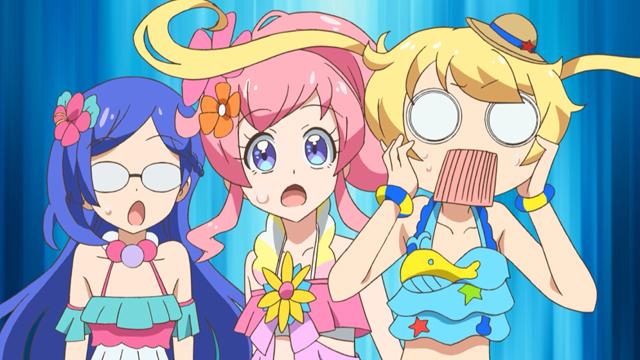 TVアニメ『キラッとプリ☆チャン』第42話先行場面カット・あらすじ到着!りんかのママをりんかと勘違いしたえもとみらいが、番組の生配信を始めてしまい……-8