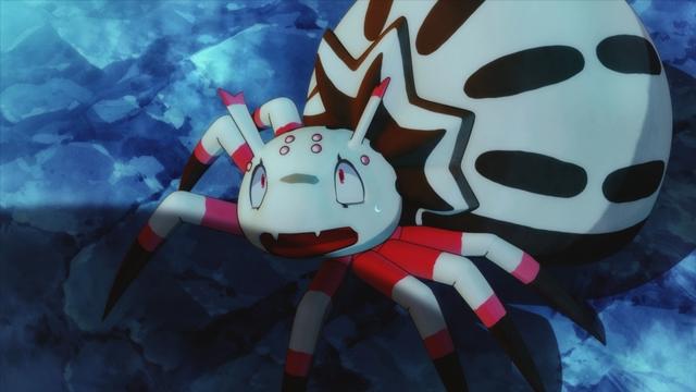 """アニメ化企画進行中の『蜘蛛ですが、なにか?』PV公開! """"蜘蛛(私)""""役は悠木碧さん!"""