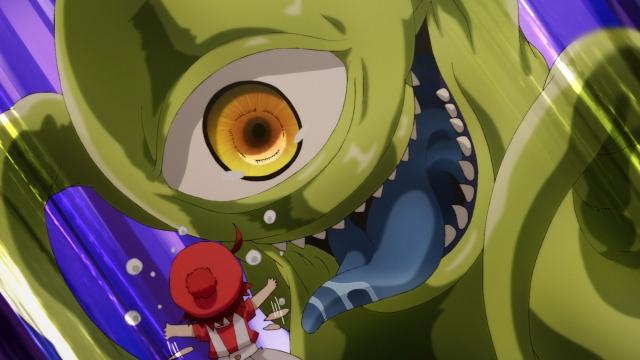 『はたらく細胞』第6話「赤芽球と骨髄球」より先行場面カットが公開! 赤血球が赤血球になる前、幼い赤芽球だった頃のエピソードが登場