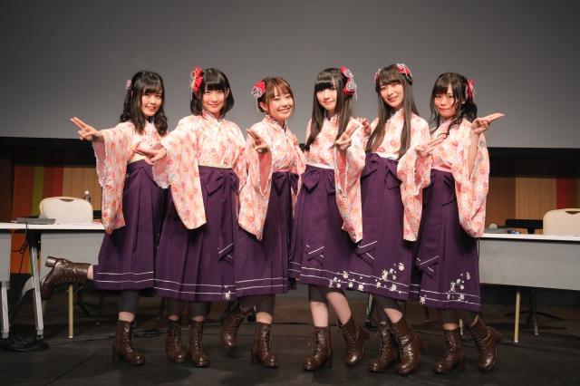 『温泉むすめ』「YUKEMURI FESTA Vol.11@羽田空港」第2部レポート