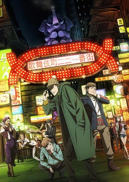Production I.GオリジナルTVアニメーション企画が始動! シリーズ構成&キャラデザを『ジョーカー・ゲーム』の岸本卓さん、矢萩利幸さんが担当!