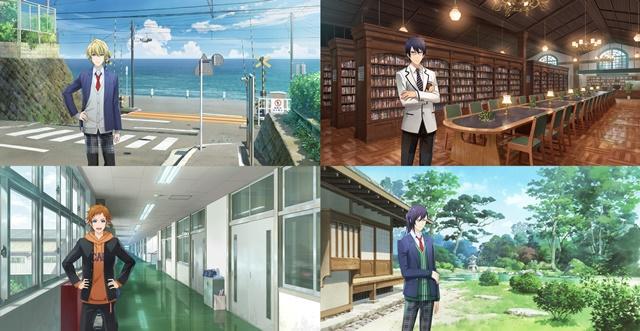 『Readyyy!』に登場する18人のアイドル情報が公開!