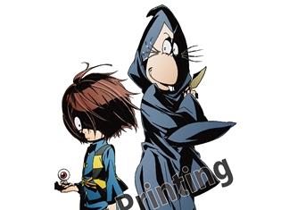 『ゲゲゲの鬼太郎』第6期Blu-ray&DVD BOX1のイラストが公開! キャラクターデザイン&総作画監督・清水空翔氏による描き下ろし!
