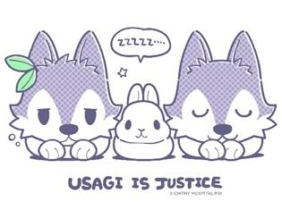 癒し系どうぶつコミック『たるしば』『うさぎは正義』のグッズが大好評につき販売延長! 新柄の追加も決定!