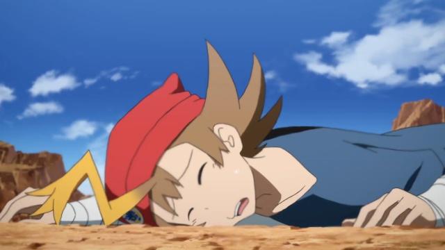 TVアニメ『ゾイドワイルド』第18話あらすじ&先行場面カットが到着! 用心棒をしているソースと再会したアラシ。そこへ怪しい影が動き出す……-2