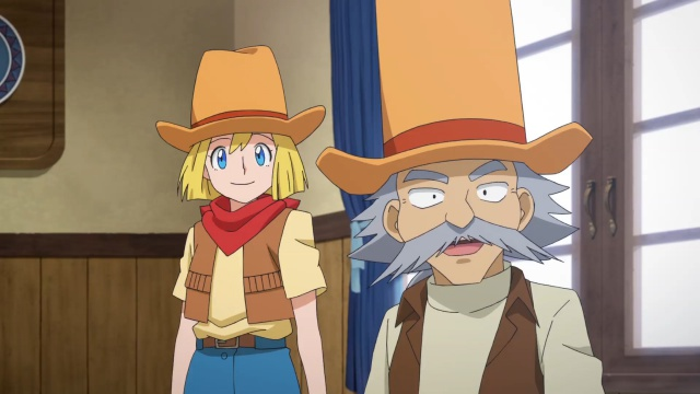 TVアニメ『ゾイドワイルド』第18話あらすじ&先行場面カットが到着! 用心棒をしているソースと再会したアラシ。そこへ怪しい影が動き出す……-4