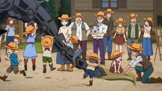 TVアニメ『ゾイドワイルド』第18話あらすじ&先行場面カットが到着! 用心棒をしているソースと再会したアラシ。そこへ怪しい影が動き出す……-5
